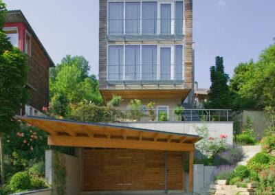KFW-Effizienz-Haus EH55