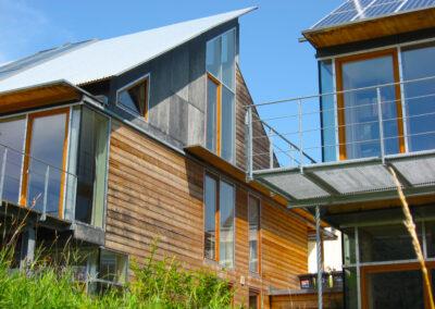 6 Doppelhaushälften in Eningen