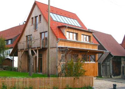 Altbaumodernisierung in Mähringen