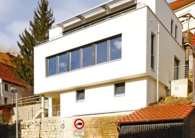 Neues KFW-Effizienz-Haus EH55