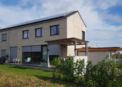 Haus für junge Familien